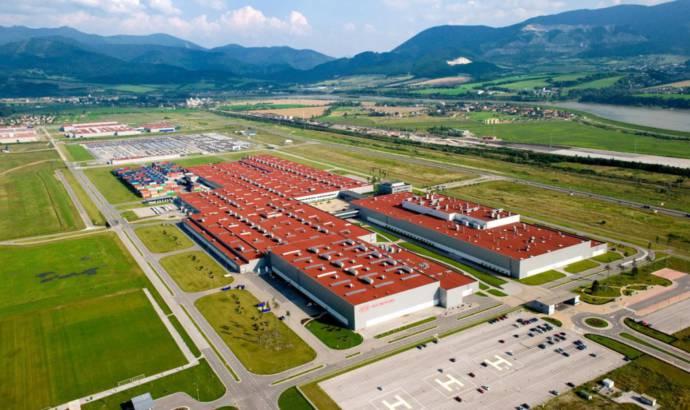 Kia Zilina factory reaches maximum output