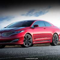 Lincoln MKZ Coupe To Reposition The Lincoln Brand