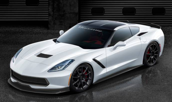 Madness: 1000 HP Hennessey Corvette Stingray