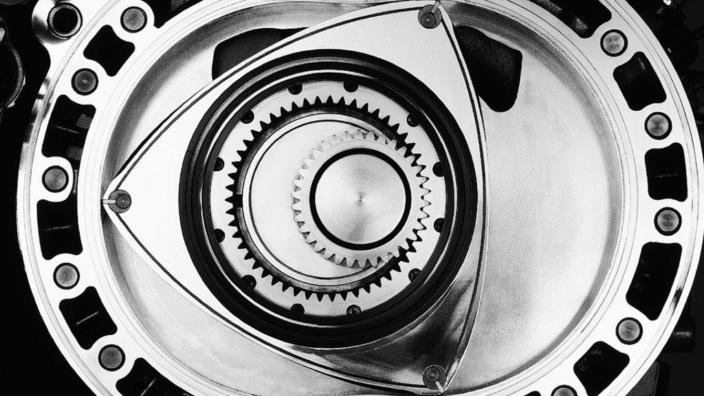 Mazda Continues The Wankel Rotary Engine Development
