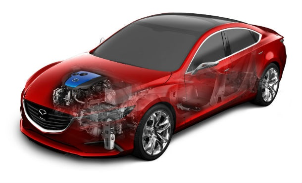 Mazda6 i-Eloop US price announced