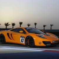McLaren unveils the 12C GT Sprint