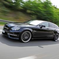 Mercedes-Benz CLS 63 AMG Shooting Brake modified by VATH
