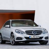 Mercedes-Benz E-Class is now available with a nine speed automatic gear box