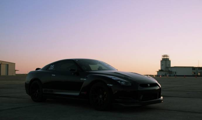 Nissan GT-R Alpha Omega is the fastest and quickest Godzilla in the world (Video)