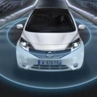Nissan Safety Shield debuts on new generation Note, a first for B-segment cars