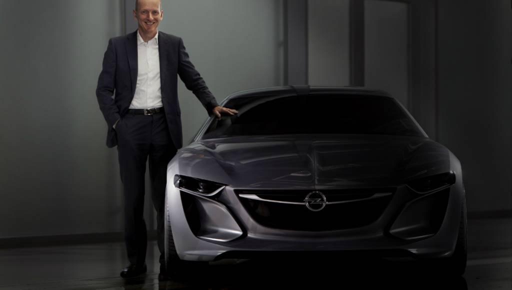 Opel Monza Concept ahead of Frankfurt Motor Show