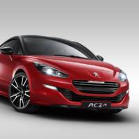 Peugeot RCZ R officially introduced
