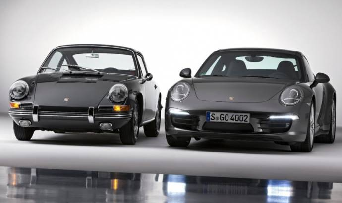 Porsche 911 celebrates its 50th anniversary at Goodwood