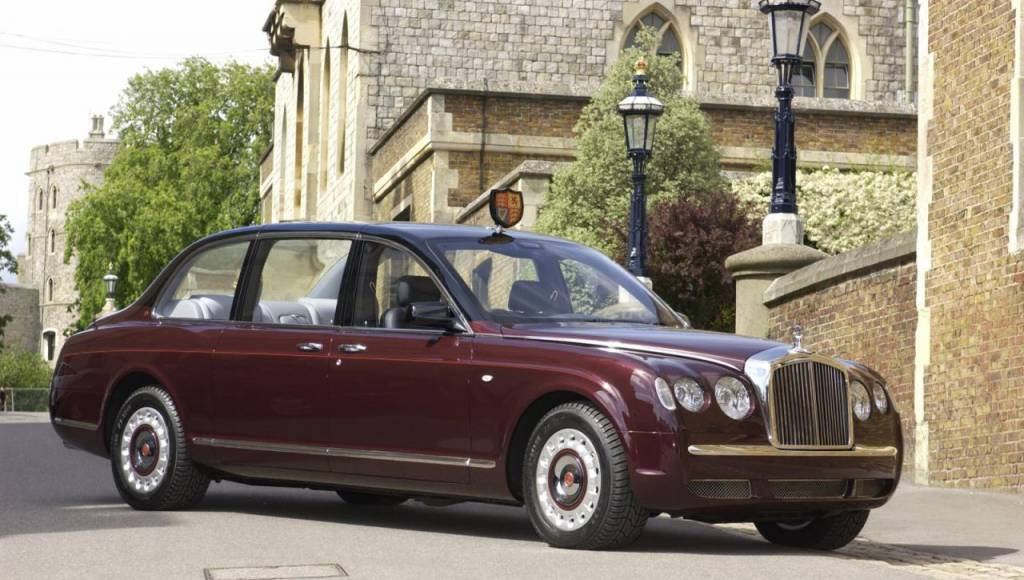 Queen of England Bentley State Limousine to be showcased during Coronation Festival