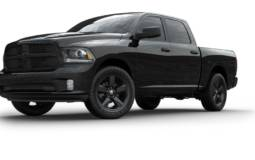 Ram introduces new Black Express model for 2013