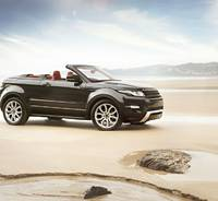 Range Rover Evoque Convertible will go to production