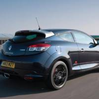 Red Bull Renault Megane RS special edition unveiled