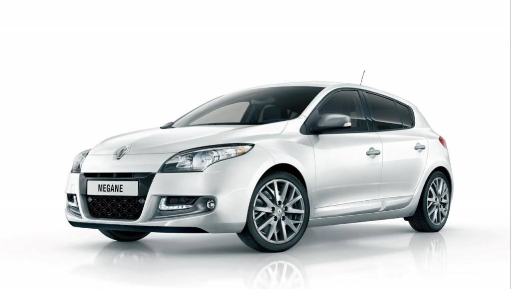 Renault Megane Knight Edition - Only for the UK