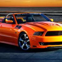Saleen Mustang 351 enters production