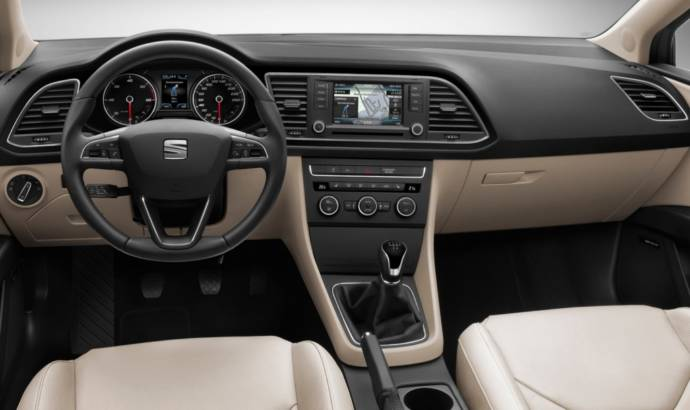 Seat Leon ST - First official pictures