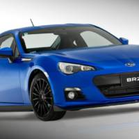 Subaru launches BRZ S in Australia