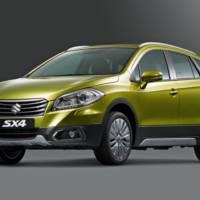 Suzuki SX-4 S-Cross - UK pricing announced