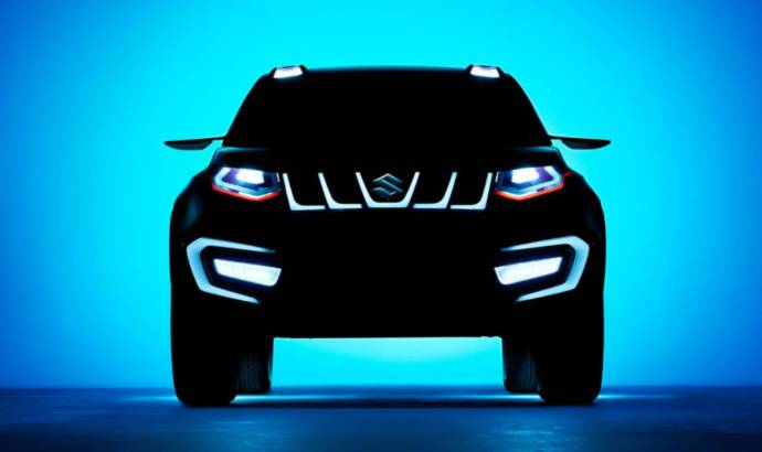 Suzuki iV-4 Concept - a new rival for the Nissan Juke