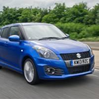 Suzuki introduces 5-door Swift Sport in the UK