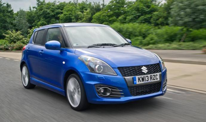Suzuki introduces 5-door Swift Sport in the UK