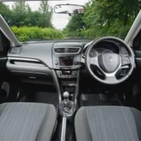 The 2013 Suzuki Swift facelift was unveiled