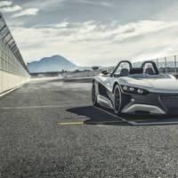 The 2013 VUHL 05 supercar unveiled