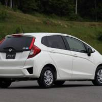 This is the 2014 Honda Fit/Jazz