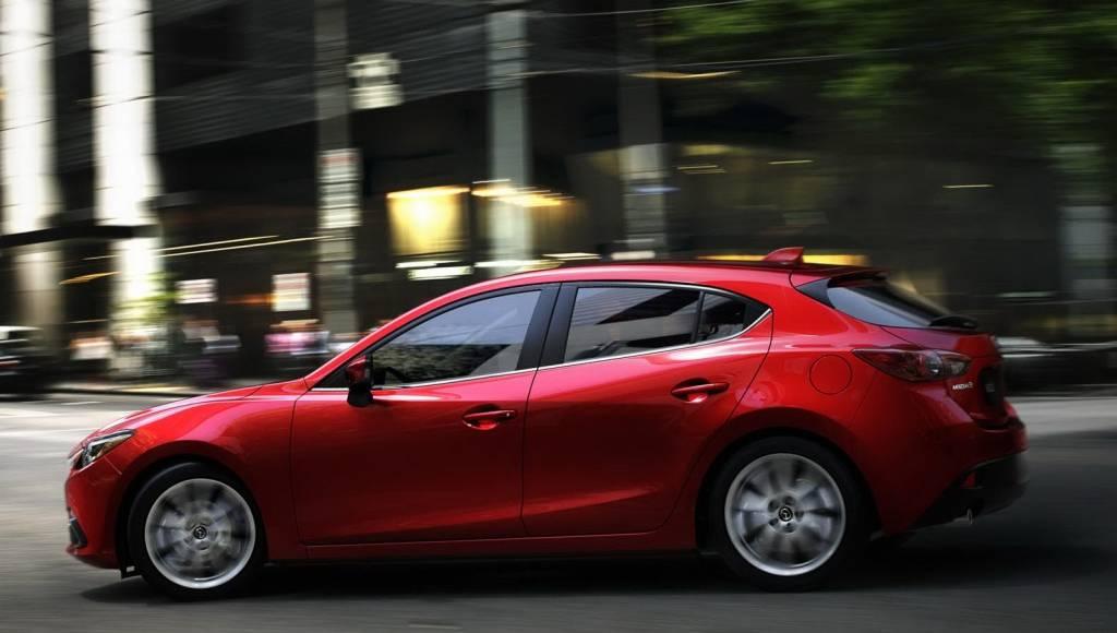 VIDEO: Mazda3 debuts on video
