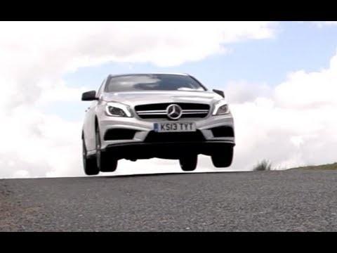 Video: Hothatch comparison - BMW M135i vs Mercedes A45 AMG