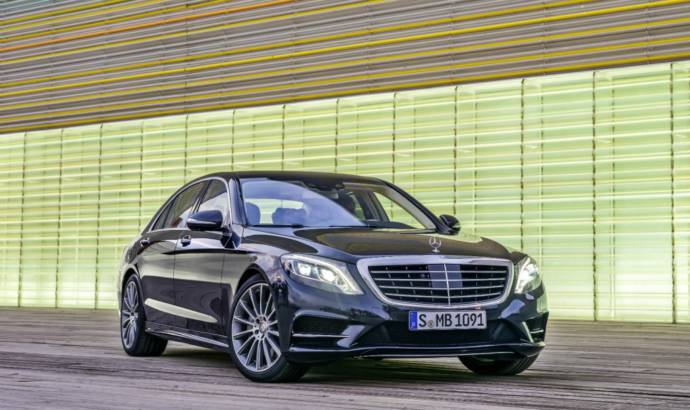 Video: This is how the new Mercedes-Benz S-Class was created