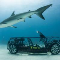 Volkswagen Beetle Convertible - This year Shark Week surprise