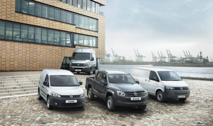 Volkswagen Commercial Vehicles post record sales during 2013 first half