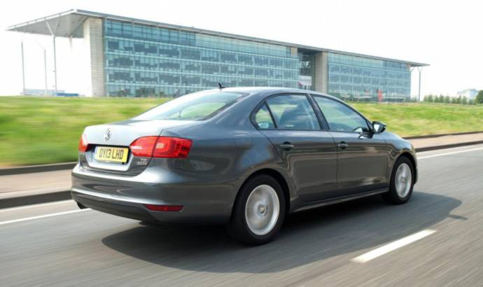 Volkswagen Jetta Limited Edition available in UK