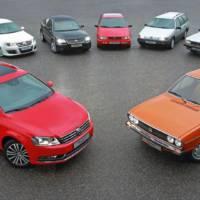 Volkswagen Passat turns 40 years