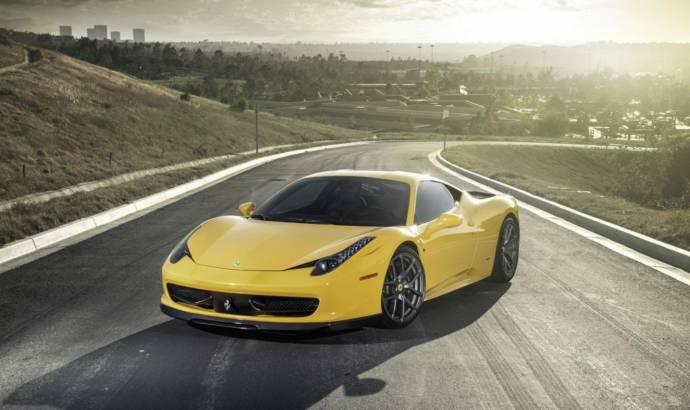 Vorsteiner Ferrari 458 Italia tuning kit