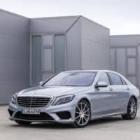 2014 Mercedes-Benz S65 AMG will develop 630 HP