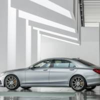 2014 Mercedes S63 AMG - official photos and details