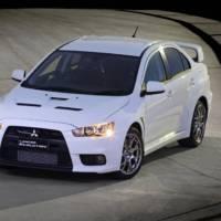 2014 Mitsubishi Lancer Evolution gets updated