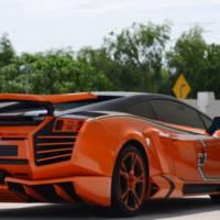 ATS Germany unveils the Lamborghini Gallardo Galaxy Warrior