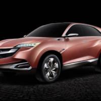 Acura Concept SUV-X - a rival for Q3, X1 and GLA