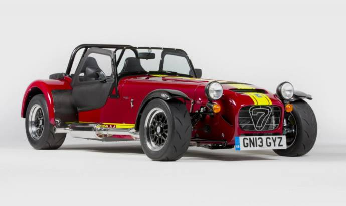 Caterham 620R - The fastest model made by the Brits