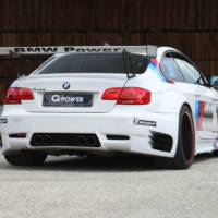 G-Power unveils the M3 GT2 R