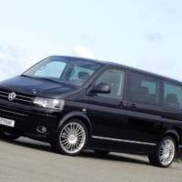 Hartmann Volkswagen Transporter tuning program introduced