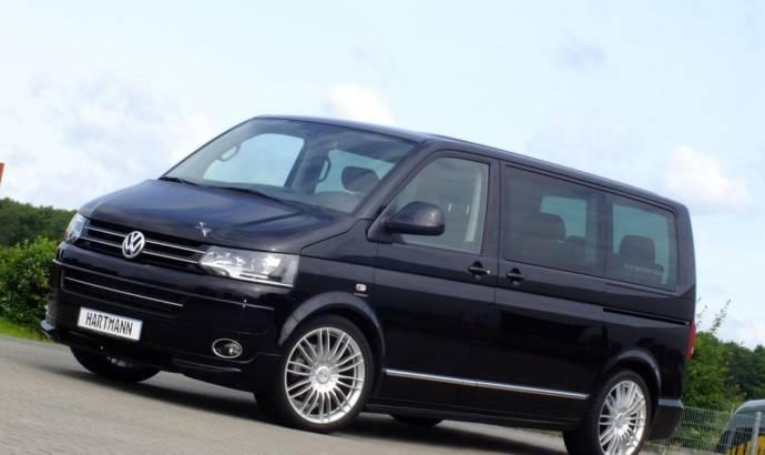 Hartmann Volkswagen Transporter tuning program introduced