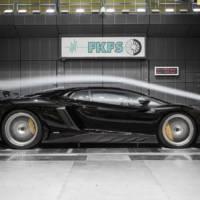 Lamborghini Aventador LP700-4 prepared by Novitec Torado
