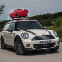 MINI Clubvan Camper, MINI Cowley and MINI Countryman ALL4 Camp introduced
