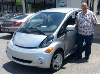 Mitsubishi i-MiEV is the 100.000th electric car sold in the US