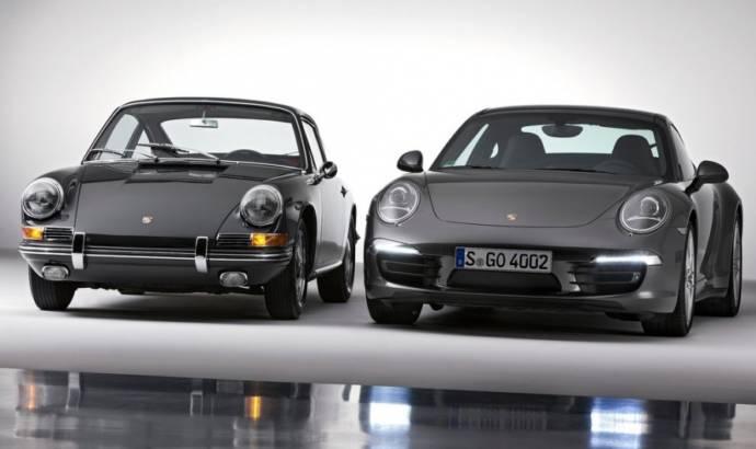 Porsche 911 celebrates its 50th anniversary at Goodwood