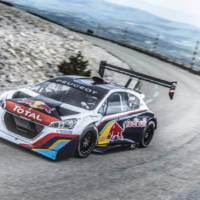 Sebastian Loeb smashes Pikeas Peak Hill Climb record